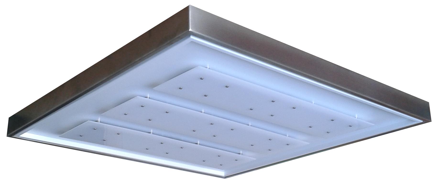 Plafoniera LED 60x60 - ECOLUX SOFFITTO BIANCO