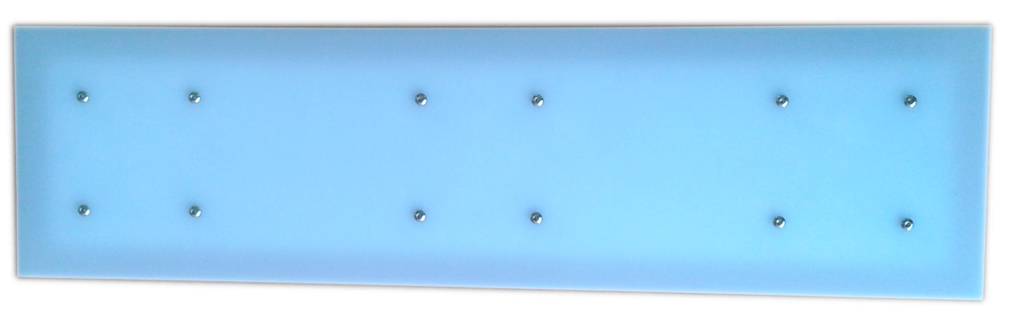 ECOLUX Modulo LED 10 W Opalino 5000K