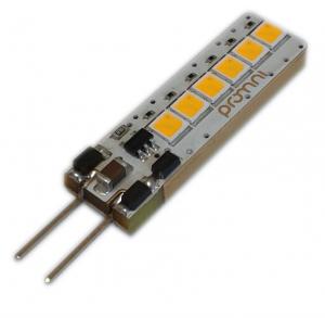 Lampadina LED G4 12V 2W Calda e Fredda - LUXINO G4 2W 5000K Image 1